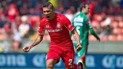 Triunfo contundente del Toluca ante Jaguares por 3-0