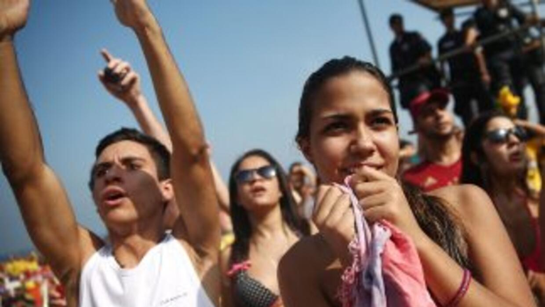 La mayoría de los 26 millones de migrantes latinoamericanos en el mundo...