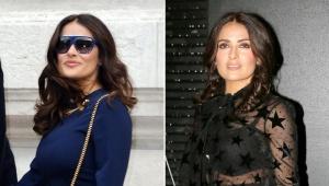 Mejores looks Salma Hayek