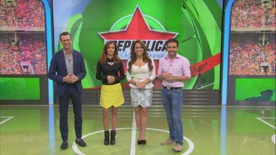 República Deportiva en nuevo horario, Domingos a las 3PM del Este 2PM Ce...