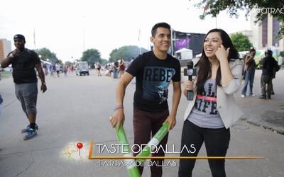 Otra Onda: Taste of Dallas y La Reunion Norteña