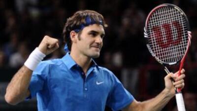 París-Bercy es el único Masters 1000 en el que Federer no había alcanzad...