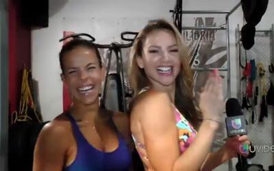 Ponte Bella con Ximena: El mejor ejercicio para el brazo aguado