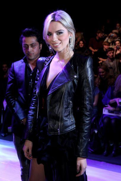 Kristina Liliana es una hermosa modelo ucraniana que estudió peri...
