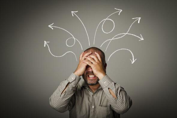 La indecisión podría estropear el inicio de una relación sentimental, un...