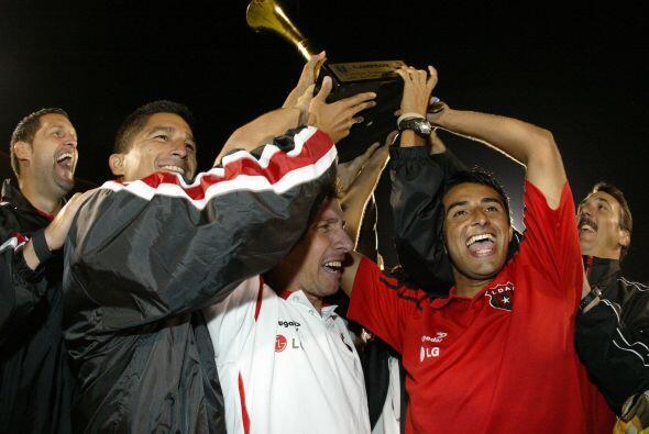 Alajuelense quedó campeón al vencer a Herediano en tanda d...