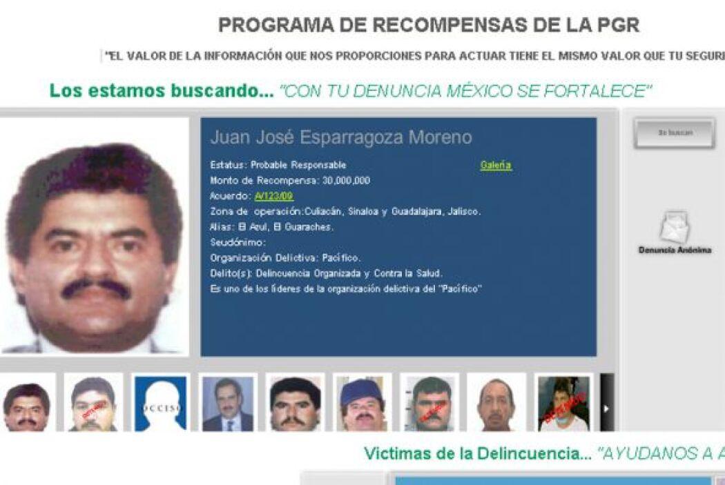 Los buscan en México y Estados Unidos, y para ayudar a que sean localiza...