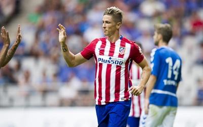 Torres quiere ganar una Liga con Atlético