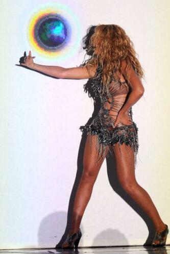 Con este álbum, que cuenta con dos discos, Beyoncé juega con la personal...