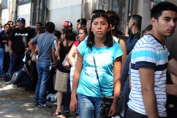 En el caso de los inmigrantes bajo Acción Diferida se exceptúan aquellos...