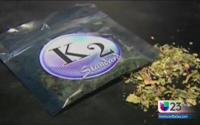 Niña casi muere por marihuana sintética