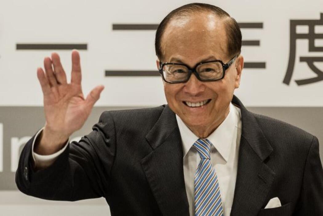 LI KA-SHING   Donaciones:$1.65 mil millones.  Patrimonio neto:$25.5 mil...