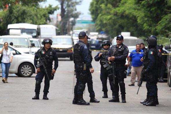 """""""Mamá Rosa"""" fue detenida el martes junto con ocho colab..."""