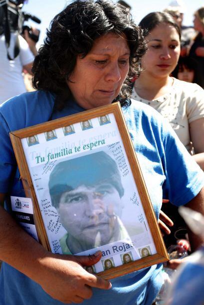 Los chilenos y el mundo entero se mantuvieron alertas durante los casi d...