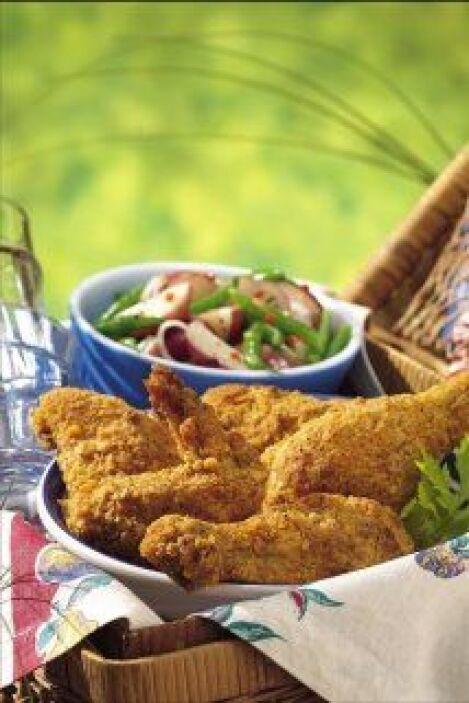 Pollo a la Naranja y Mostaza: Una receta simple pero sofisticada. En est...