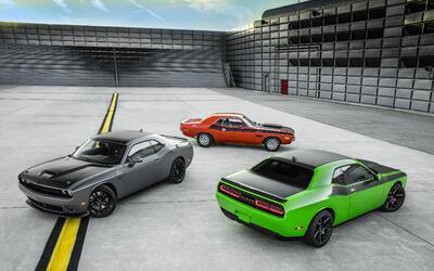 Dodge Challenger T/A 2017