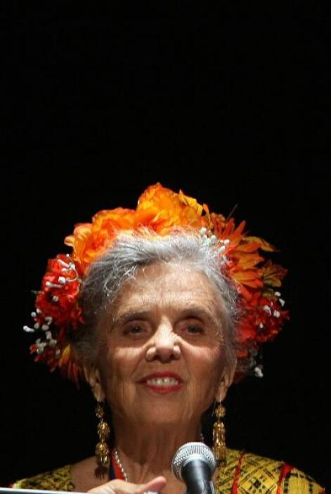 Otra de las grandes figuras de la cultura en México es la escritora, ens...