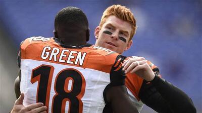 Temporada 2015 Semana 3: Cincinnati Bengals 28-24 Baltimore Ravens