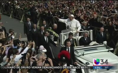 Máxima seguridad durante visita del papa Francisco a México