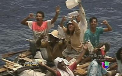 Conmemoraron en Florida el 20 aniversario de la crisis de los balseros c...