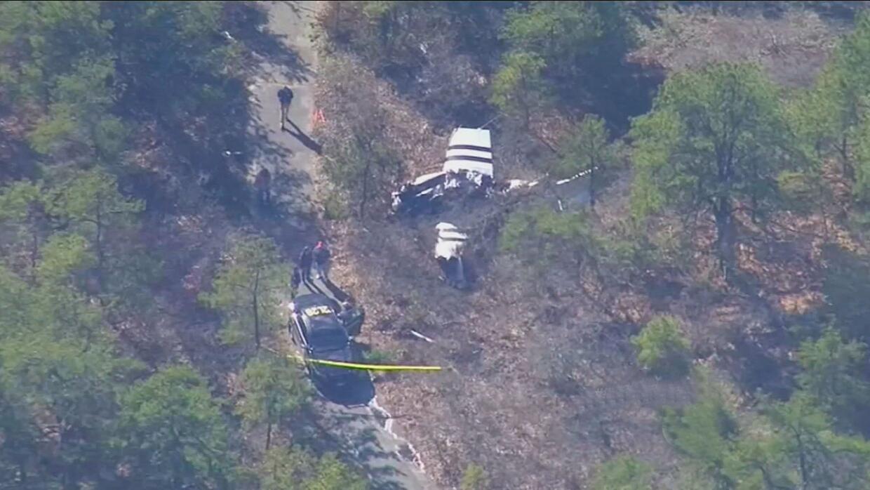 Dos personas muertas y una herida deja accidente aéreo cerca del Aeropue...