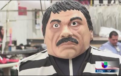 Disfraz de El Chapo entre los más buscados de Halloween