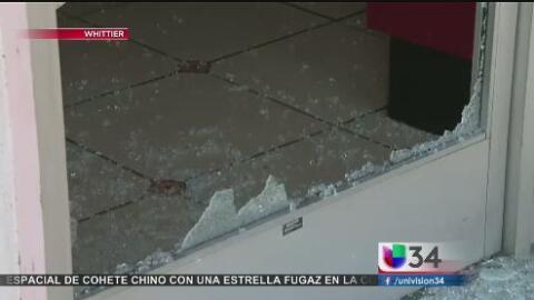 Ola de asaltos afecta a restaurantes del sur de California