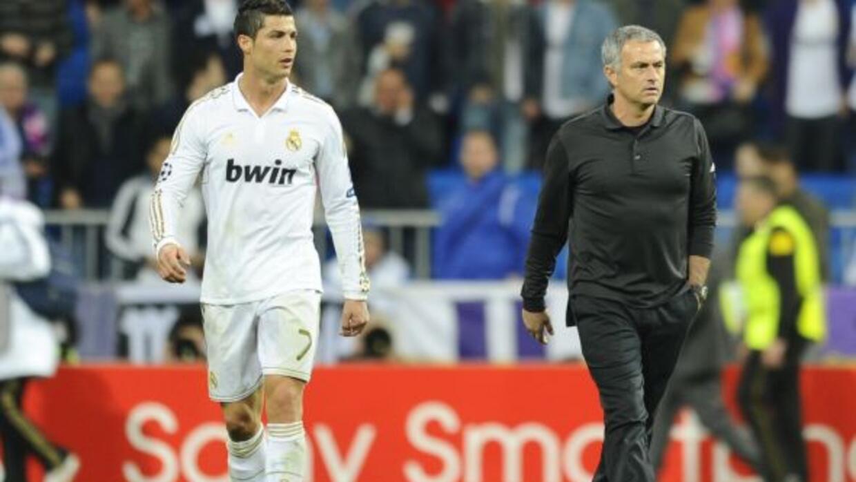 El portugués reconoció estar frustrado por la eliminación del Madrid en...