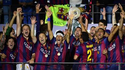 La UEFA homenajeará al FC Barcelona en su próximo sorteo de Champions.