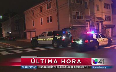 Investigan tiroteo que dejó a dos personas baleados en Paterson