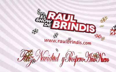 Raúl Brindis celebró el inicio de la Navidad en McAllen