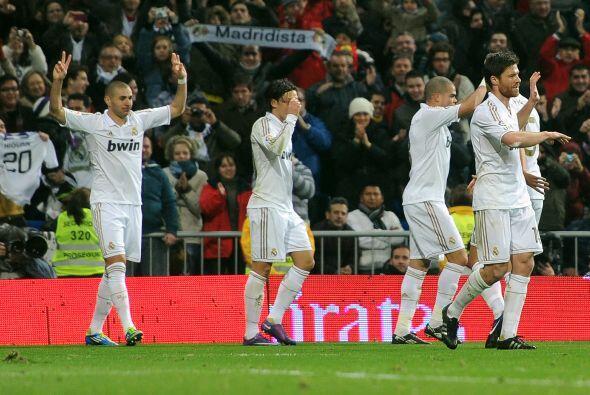 Triunfo para el Real Madrid por 3-2 para definir al ganador de esta elim...