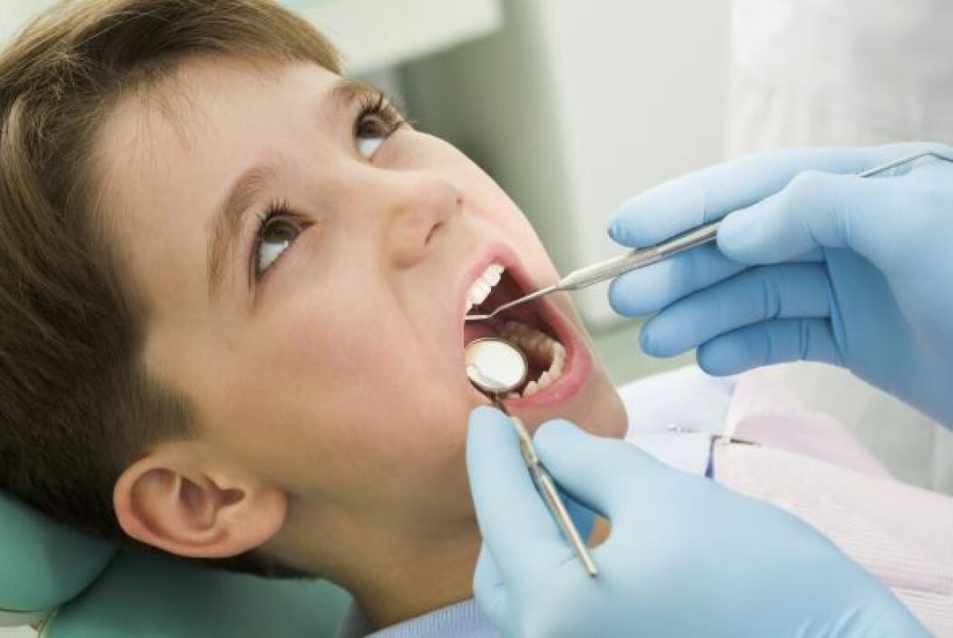 4-Establezca un chequeo dental para su hijo -Programe una cita con un de...