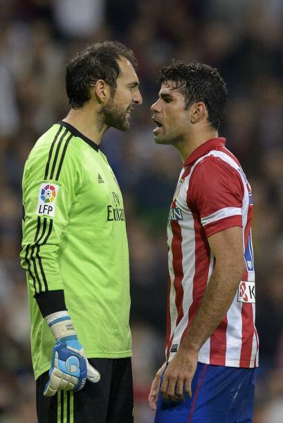 Al contragolpe el Atlético pudo matar el partido, pero la falta d...