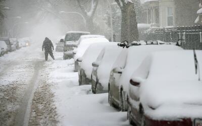 Tormenta de nieve intensa en varios estados estadounidenses