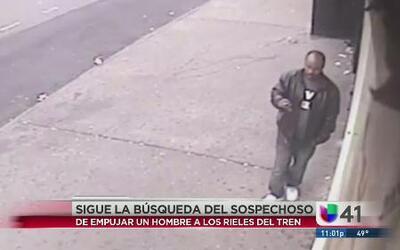 Sigue la búsqueda por asesino en el metro