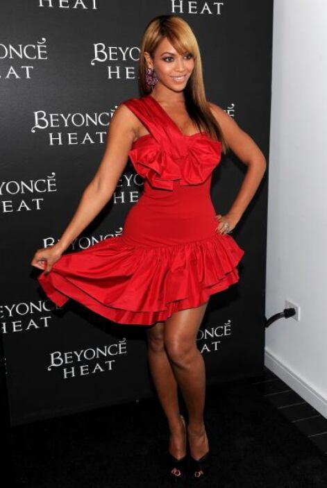 El estilo de Beyoncé no sólo se distingue por ser elegante y femenino, s...