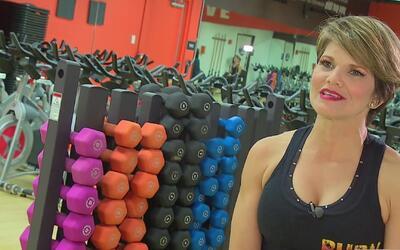 'Latinas de Éxito': la mujer que venció la depresión con el ejercicio y...