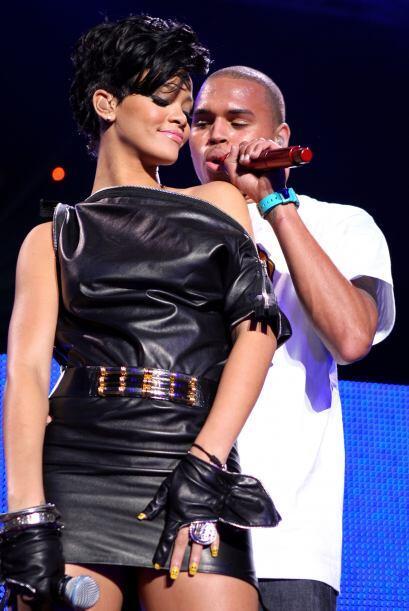 Después del torbellino que fue el escándalo entre Rihanna...