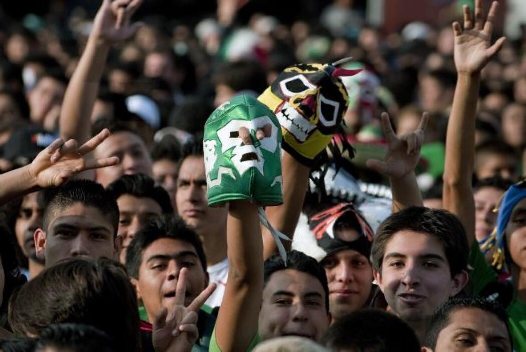 México alcanzó en 2010 poco más de 112.3 millones de habitantes, según l...