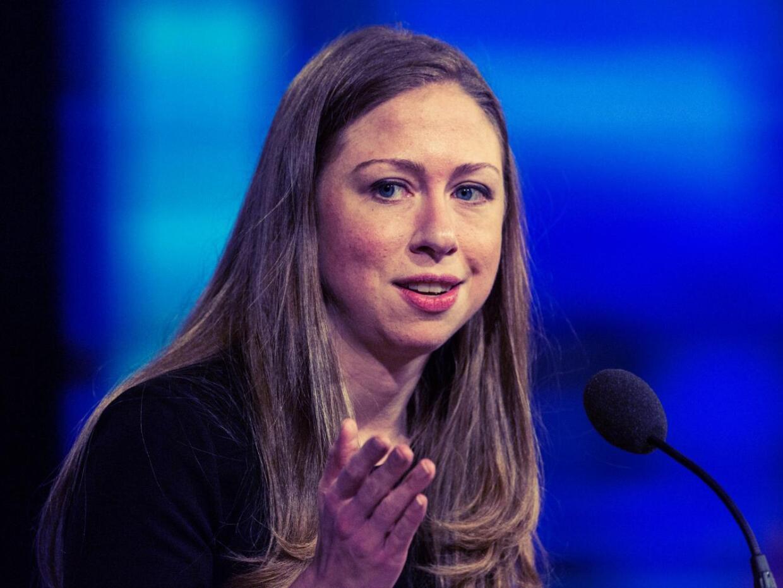 Chelsea Clinton es hija del ex presidente Bill Clinton y de la candidata...