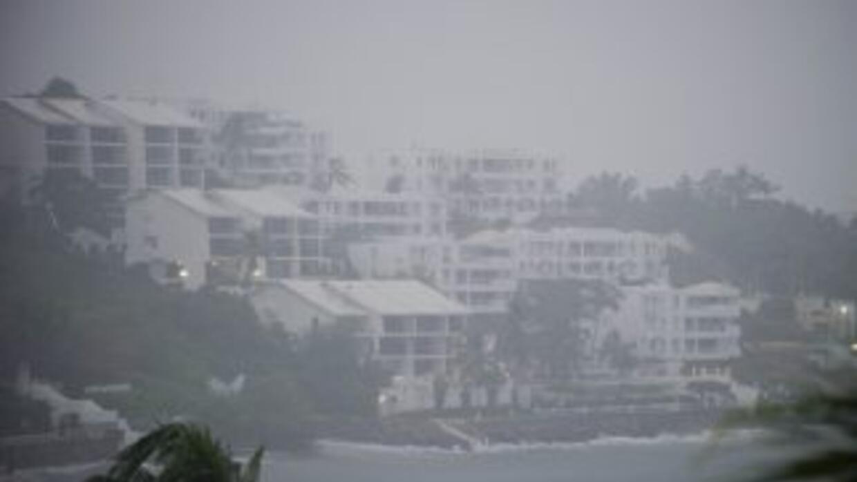 """La tormenta tropical """"Daniel"""" se formó en el Océano Pacífico y se prevé..."""