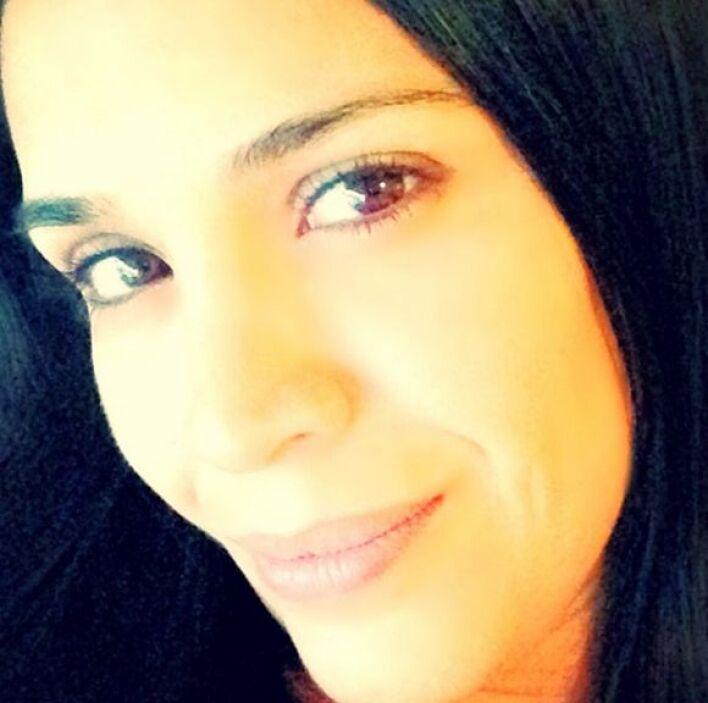 """""""Nunca abandones tu verdad..."""", pidió Karla Martínez. (Enero 8, 2014)"""