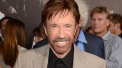 Chuck Norris es un fanático de Tim Tebow.