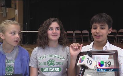 Estudiantes de Sacramento ganan concurso de dibujo 'Este es mi México'