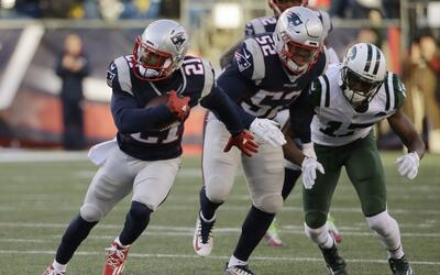 New England superó 41-3 a los Jets