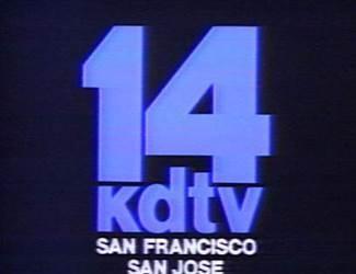 Mira imágenes de los inicios de Univision 14 KDTV en el área de la bahía.