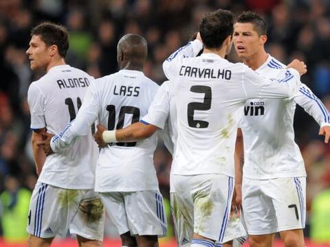 La pasión de la Liga española continuó en su fecha...