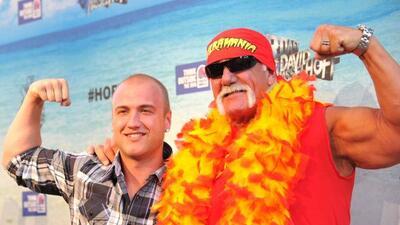 Nick Hogan fue víctima y desnudado por el #CelebGate.