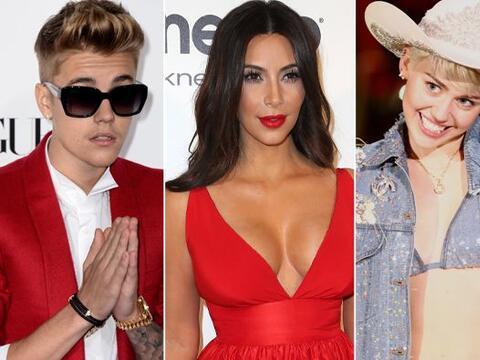 Forbes lanzó su lista de las celebridades más expuestas en...